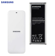 SAMSUNG Original Replacement Battery EB-BN910BBE + Dock Chargr For Samsung GALAXY NOTE4 N910a N910u N910F N910H NOTE 4 3220mAh цена и фото