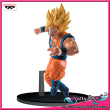 PrettyAngel-אמיתי Banpresto SCultures Dragon Ball Z/Super Saiyan בן Gokou קאי Vol.4 גדול 6-2 Ver. פעולה איור(China)