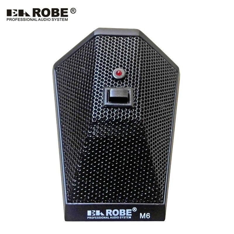 Micrófono de límite de micrófono de interfaz EAROBE M6 original - Audio y video portátil - foto 3