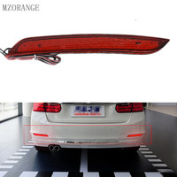 MZORANGE For BMW 3 Series F30 F31 F35 F32 F33 F34 F36 335i Red Lens Rear
