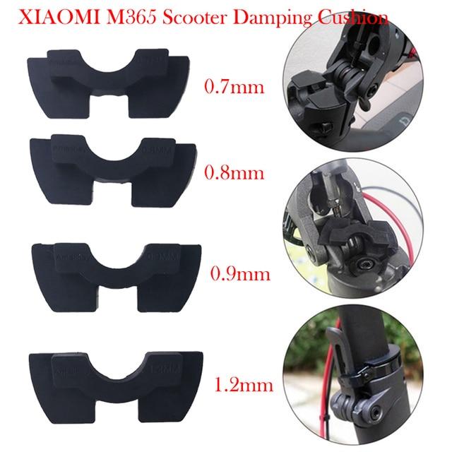 4 шт. XIAOMI MIJIA M365 электрический скутер передняя вилка встряхните редукторы Избегайте демпфирования резиновый коврик складная подушка для m36 и M365 Pro