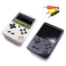 Console de Jeux vidéo 8 Bits Rétro Mini Poche Lecteur De Jeu Portable Intégré 168 Jeux classiques Meilleur Cadeau pour Enfant Nostalgique joueur(China)
