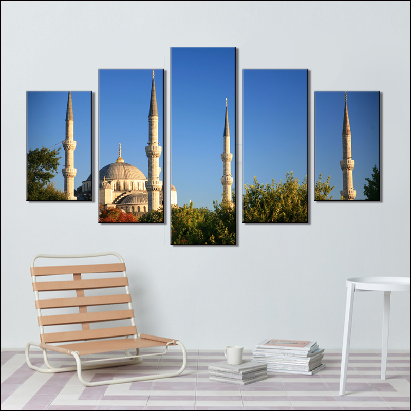islamic poster wall art canvas painting