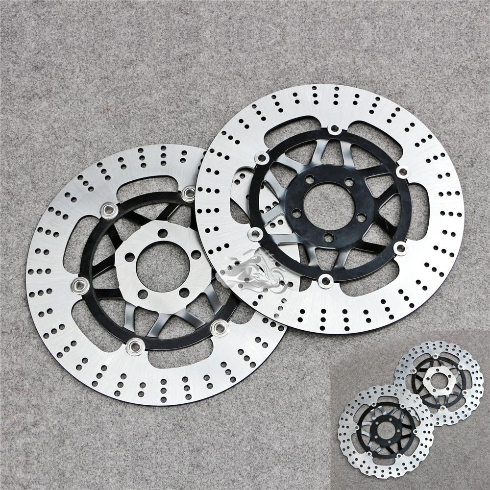 Плавающий передний тормоз Ротор диск для мотоцикла Кавасаки ниндзя ZX-7 ZX7R на ZX-9r с компьютера ZX-12Р ZXR750 ZZR1100D ZZR1200