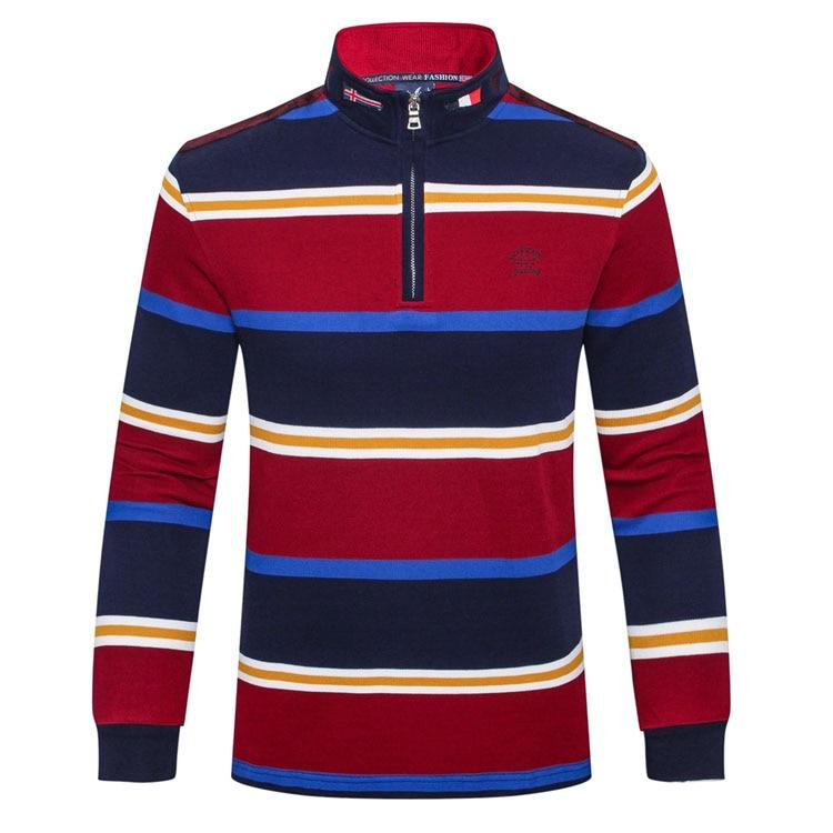 TACE&SHARK Billionaire T shirt men 2017 launching autumn fashion comfort excellent fabric striped color gentleman free