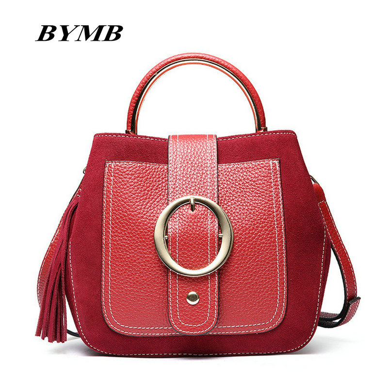 Здесь можно купить  Brand Fashion Female Shoulder Bag Women Leather Handbag Vintage Crossbody Messenger Bag For Women 2018 Genuine Leather  Камера и Сумки