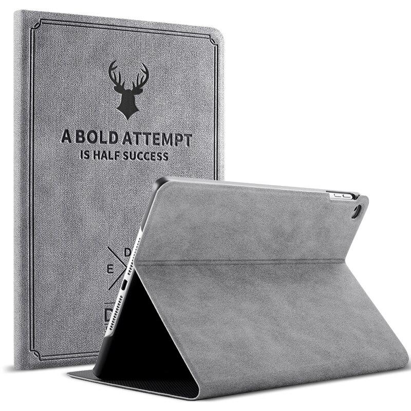 iBuyiWin Case for iPad 2 3 4 Stand Magnetic Smart Cover Auto Sleep/Wake Folding PU Leather Funda for iPad2 iPad3 iPad4 Case+Film