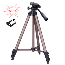 METRIX WT3130 Aluminum alloy Camera Tripod for projector dvr smartphone DSLR telefon DV Camcorder Protable mini Tripod