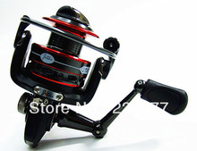 Size 2000 6+1BB 5.2:1 Four Size Fishing Reel Spinning Reel Casting Reel