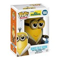 New hot sale FUNKO Pop Despicable Me Minions Bored silly Kevin Minions Boxed PVC Collection 10CM gift for children free Shipping