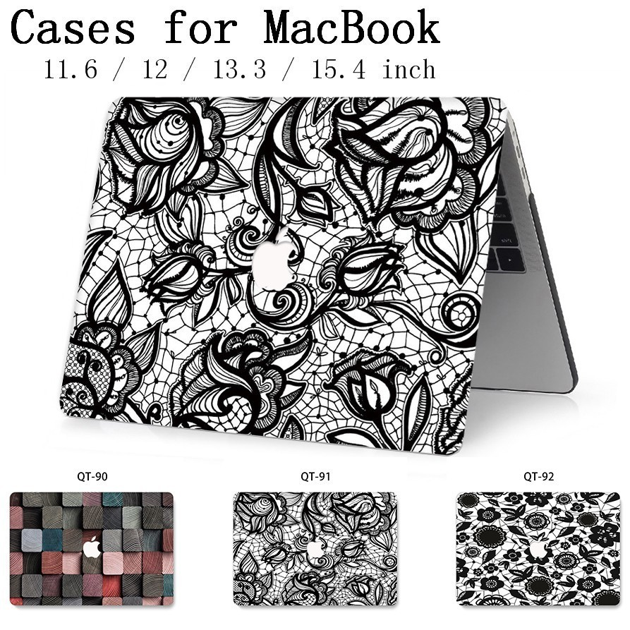 2019 Tablet Bags For Laptop Notebook MacBook Case Sleeve New Cover For MacBook Air Pro Retina 11 12 13 15 13.3 15.4 Inch Torba-in Laptop Bags & Cases from Computer & Office