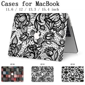 Image 1 - 2019 Tablet Bags For Laptop Notebook MacBook Case Sleeve New Cover For MacBook Air Pro Retina 11 12 13 15 13.3 15.4 Inch Torba