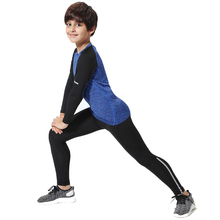 Clothing Sport-Suit Compression-Tights Training Quick-Drying Jogging Winter Rashgard