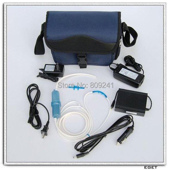 mini concentrateur d'oxygène portable associé à 2 piles pour - Appareils ménagers - Photo 2