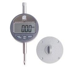Cheaper GUANGLU Digital Indicator 0-12.7mm/0.01 Digital Gauge Dial Test Indicators Dial Gauge Micrometer Caliper Measure Tools