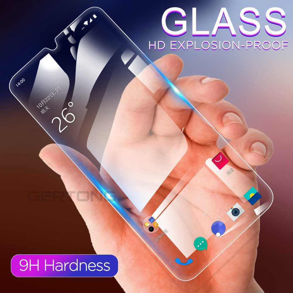 GerTong Y6 2018 Glass 9H Tempered Glass For Huawei Y7 Pro prime Y6 2019 Screen Protector On For Huawei Y5 Y7 Y9 2018 Protection