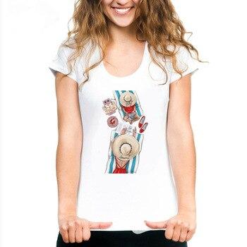 WVIOCE Super Mama T-shirts für Frauen Mutter der Liebe Druck Weißen T-shirt T Hemd Casual Baumwolle T Shirts Tops