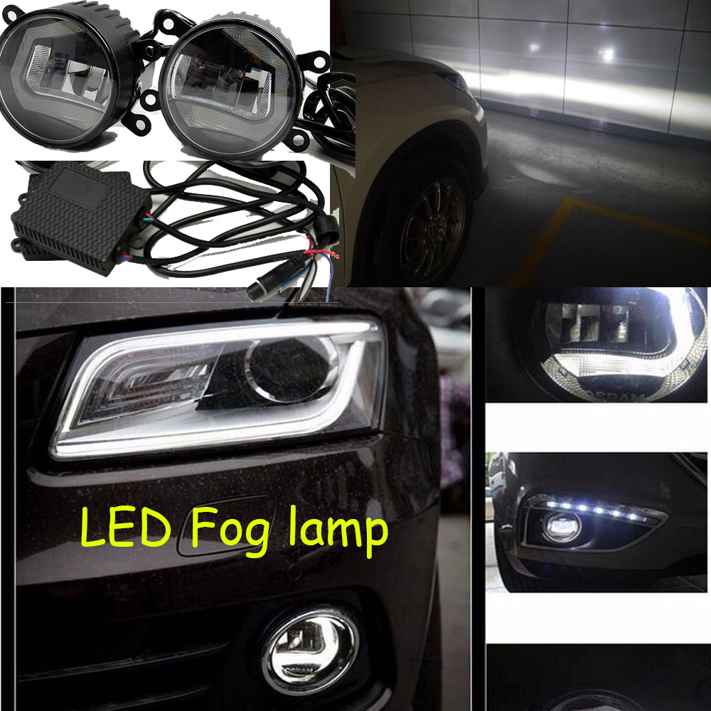 LED,<font><b>Mustang</b></font> daytime light,ranger fog light,Ecosport day lamp, C-Max Falcon Freestyle Fusion Ranger Transit Tourneo Connect image