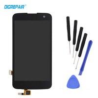 AAA 4 5 Black For LG K4 LTE K120AR K120E K120 LCD Display Touch Screen Digitizer