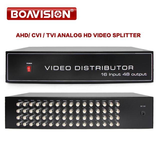 Séparateur vidéo professionnel