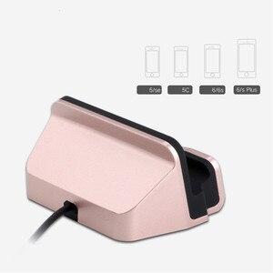 Image 5 - 3 en 1 chargeur Station daccueil chargeur de Charge support de quai sans fil debout pour Airpods Iphone Apple montre socle de Charge