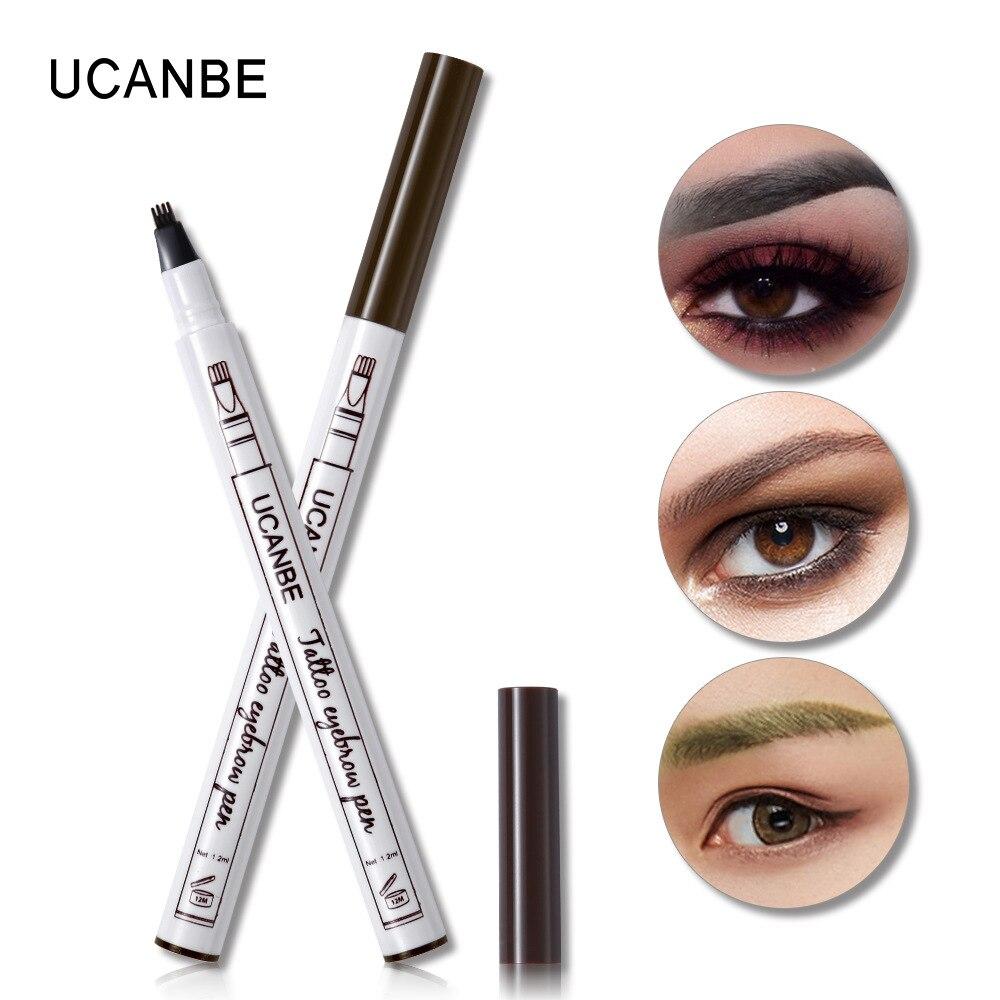 2019 UCANBE Brand Fine Sketch Eyebrow Pencil Makeup ...