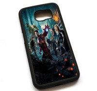 Wiek Ultron Avengers Film Skrzynki Pokrywa, Case Do Samsung Galaxy S5 S6 S7 S8 S8 Plus