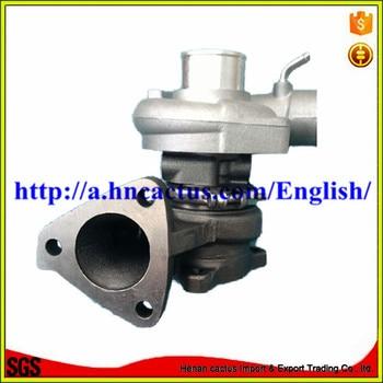 Parti del motore 4D56 TD04 Olio raffreddato Turbo turbina Turbocompressore 49177-01510