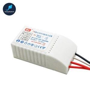 Image 4 - LED Controller Drive 1 130 pcs AC220V LED Transformer Power Supply  LED Beads DC3V Output Low voltage straw hat Lamp