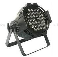 36x1W RGBW jakości kolory Led etap par64 światła o dużej mocy z DMX512 Master Slave sprzęt DJ kontroler  darmowa wysyłka w Oświetlenie sceniczne od Lampy i oświetlenie na
