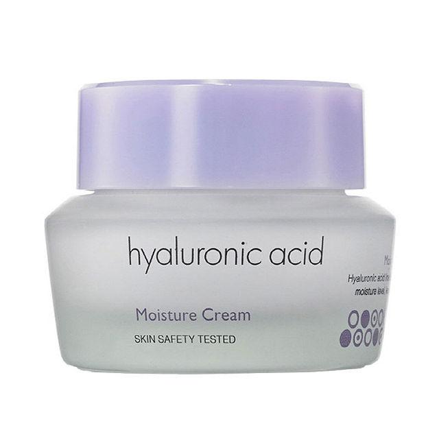 IT'S SKIN Hyaluronic Acid Moisture Cream 50ml Facial Cream Face Skin Care Whitening Moisturizing Anti Wrinkle Firming Face Cream