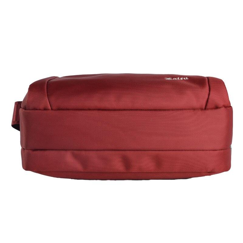 bolsa de ombro de nylon Color : Red/purple/black/orange/deep Blue/lake Blue