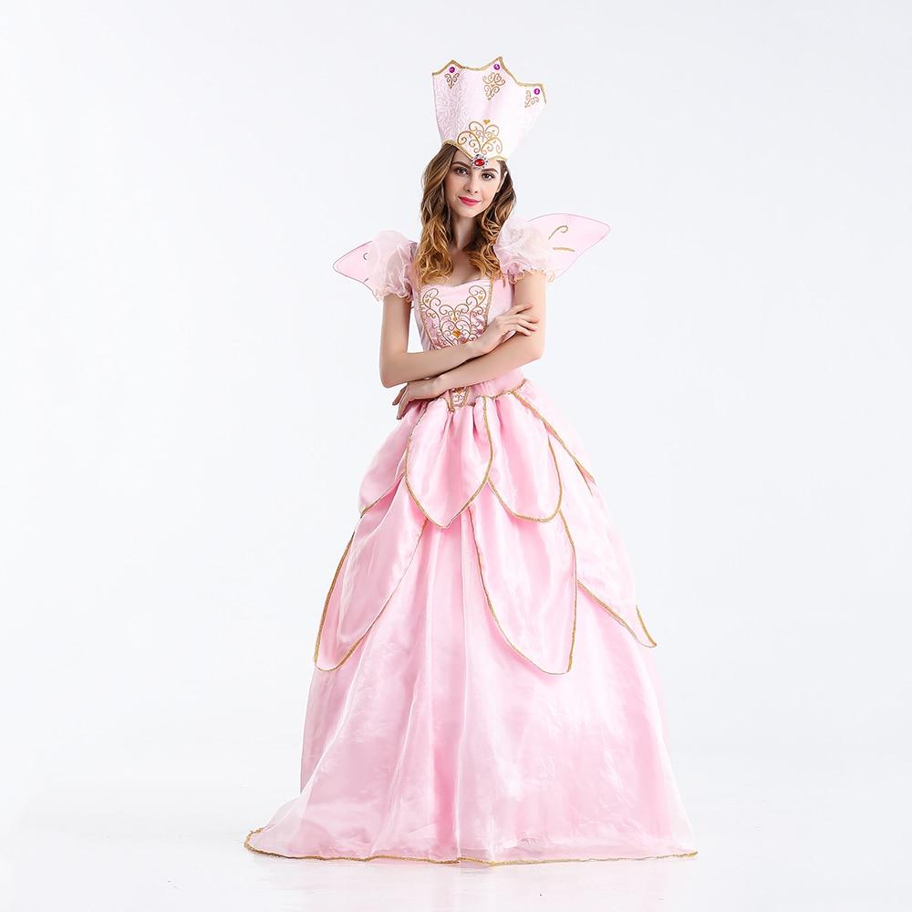 Erstaunliche Alice Im Wunderland Die Weiße Königin Kostüm Frauen