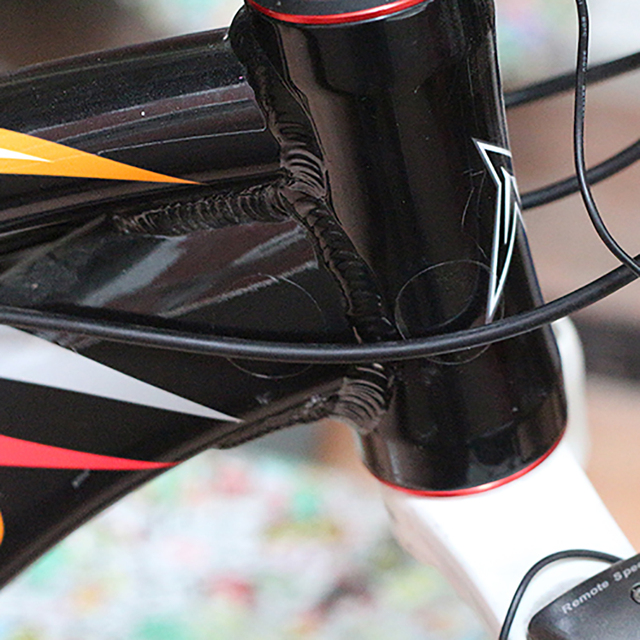 15 PCS/lot Bike Frame Rear Forks Protector Sports Bicycle Chainstay Frame Protector Kit Bike Sticker Paster Protection 3