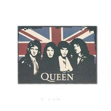 Лента королевы Декор оберточная бумага в винтажном стиле постер фильма домашнее художественное оформление стен журналов ретро-плакаты и принты