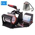 2 in 1 Becher Presse Maschine Sublimation Drucker Hitze Presse Maschine Wärme Transfer Becher Drucker 11 unzen/12 unzen tasse Becher Druck Maschine|printer for cups|machine formachine sublimation -