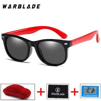 2020 брендовые силиконовые защитные очки для ногтей, поляризационные, кошачий глаз, детские солнцезащитные очки, мужские и детские очки, модн...