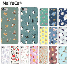 MaiYaCa Cartoon animal cat and bear Unique Design Phone Cover for Apple iPhone 7 8 6 6S Plus X XS MAX 5 5S SE XR Mobile Cases maiyaca mr and mrs couple bff popular unique design phone cover for iphone 8 7 6 6s plus 5 5s se xr x xs max coque shell