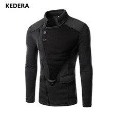 KEDERA 2017 Men Clothing Tracksuits Winter hoodies Men Hoodie Sweatshirt Men's hooded hoody Men