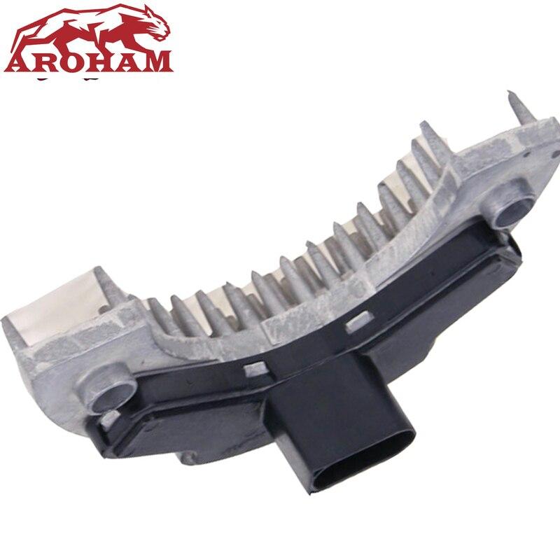 Aroham livraison gratuite nouveau ventilateur moteur résistance régulateur 20853484 20443824 G7496002 pour Volvo FH12 FM12 FM9
