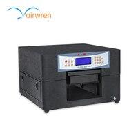 Günstige LED Pritsche Drucker Inkjet Digitale Keramik UV Druck Maschine