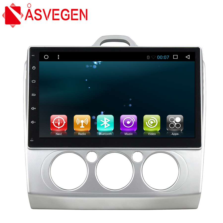 Car Stereo Player for focus 2005 2006 2007 10.2 Quad Core Radio Multimedia GPS Navigation