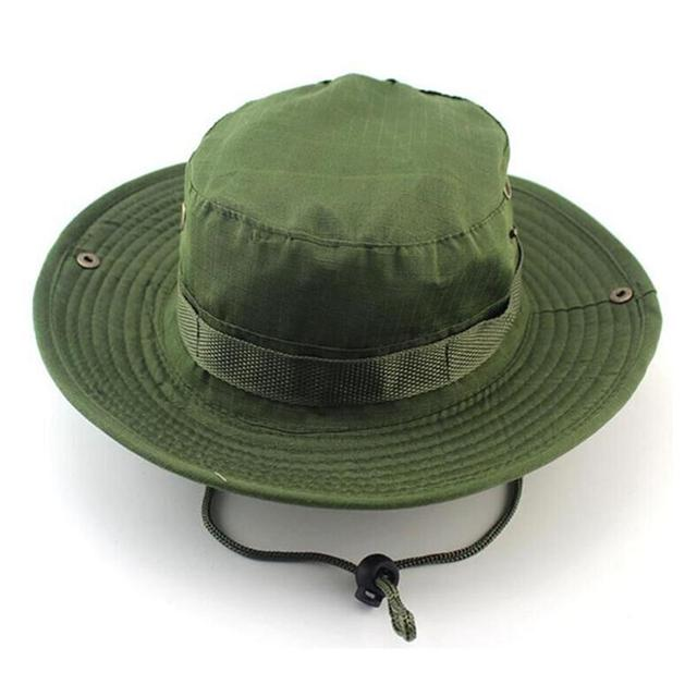3637a6b2428 Colorful Hat The Boonie Bucket Hat Hiking Fishing Bush Cap for Outdoor  Activites