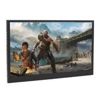 ALLOYSED 13.3 Inch HDR Portable Monitor 1920x1080P HD HDMI Tpye C IPS Screen Display For PS3 PS4 XBOX One Game Console Laptop PC