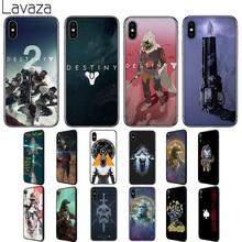 Lavaza Destiny 2 Soft Silicone Case Cover for Apple iPhone 6 6S 7 8 Plus 5 5S SE X XS MAX XR Cases все цены