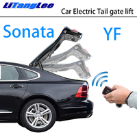 LiTangLee Car Electric Tail Gate Lift Trunk Rear Door Assist System for Hyundai Sonata YF 2009~2015 Original Key Remote Control