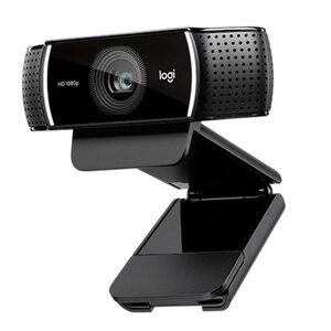 Image 2 - لوجيتك C922 برو ضبط تلقائي للصورة ميكروفون مدمج كامل HD مرساة كاميرا ويب