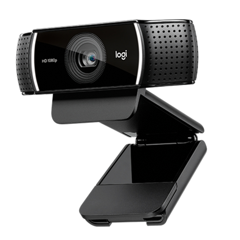 Image 2 - Logitech C922 PRO autofocus built in microphone full HD anchor webcam-in Webcams from Computer & Office
