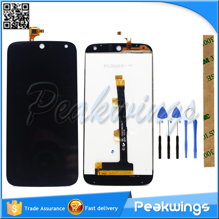 100% Tested LCD Display For Acer Liquid Z630 LCD Display with Touch Screen Assembly image