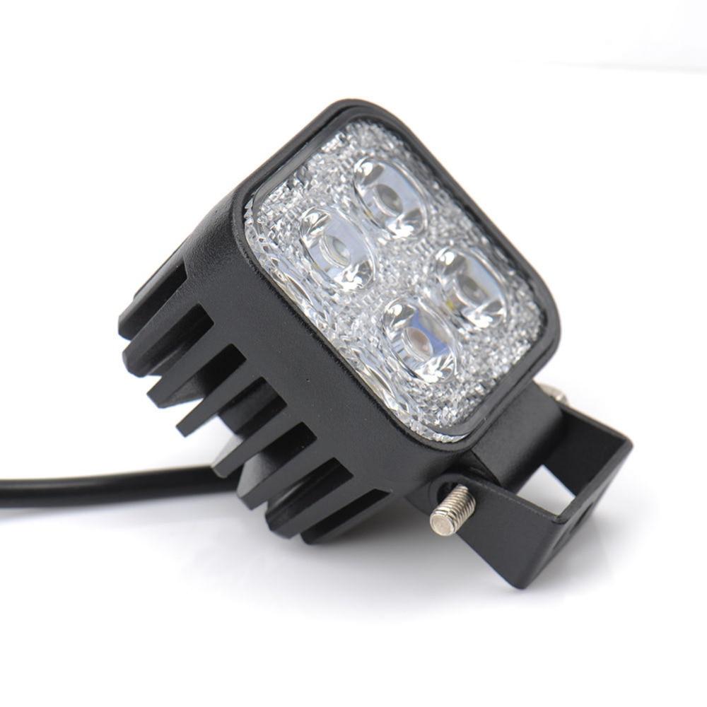 10pcs LED Spotlights 900LM Mini 6 Inch 12W 4 x 3W Car CREE LED Light